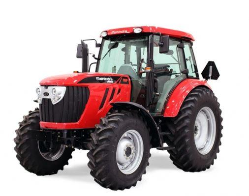 Mahindra mForce 105S Tractors