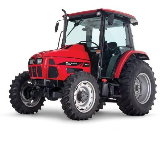 Mahindra mPower 75 P Cab Tractors