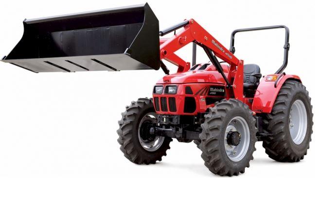 Mahindra mPower 75 Tractors