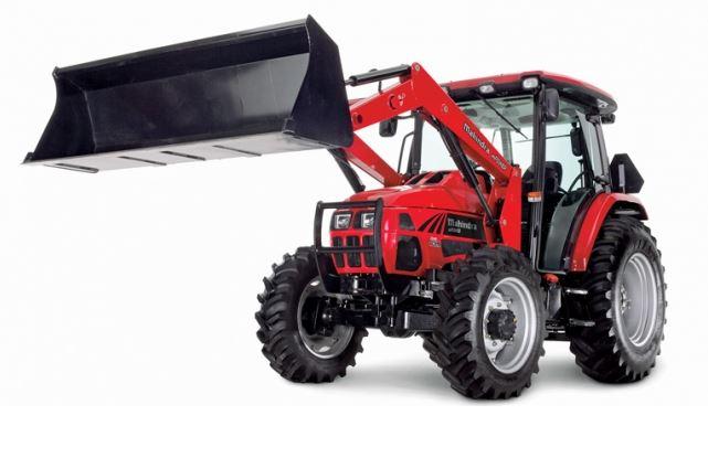 Mahindra mPower 85P Cab Tractors