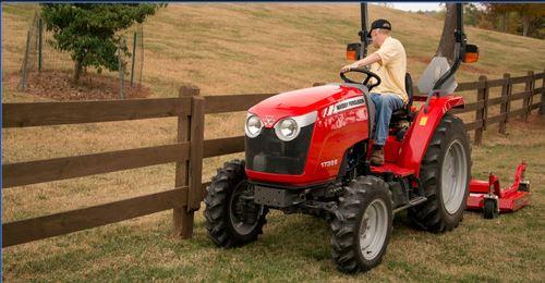 Massey Ferguson 1726E Economy Compact Tractor
