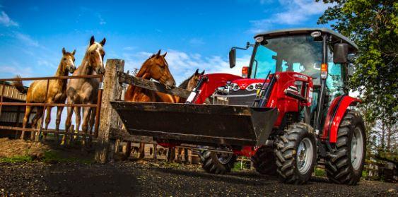 Massey Ferguson 1735M Compact Tractor