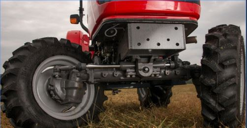 Massey Ferguson 1739E Economy Compact Tractor