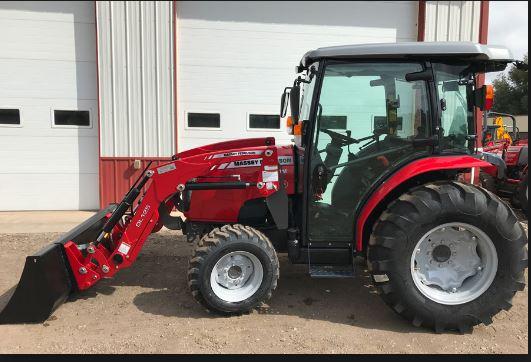 Massey Ferguson 1740M Compact Tractor