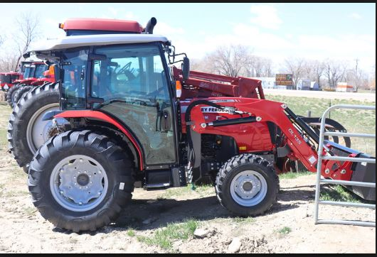 Massey Ferguson 1750M Compact Tractor