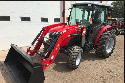 Massey Ferguson 1755M Compact Tractor