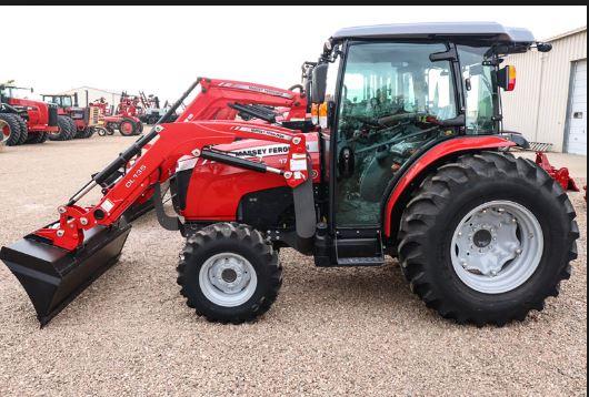 Massey Ferguson 1760M Compact Tractor