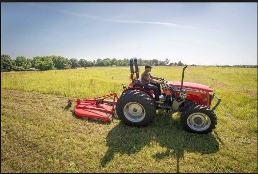 Massey Ferguson 2604H Utility Tractor