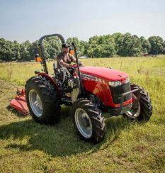 Massey Ferguson 2606H Utility Tractor