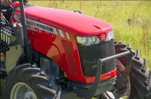 Massey Ferguson 2607H Utility Tractor