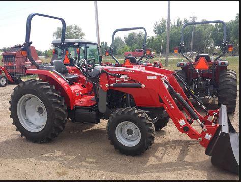 Massey Ferguson 2705E Utility Tractor
