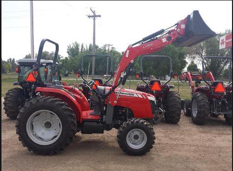 Massey Ferguson 2706E Utility Tractor