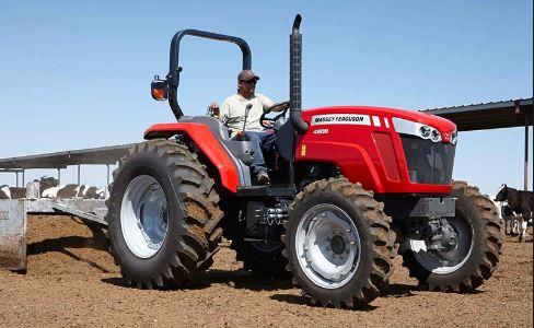 Massey Ferguson 4608 Utility Tractor