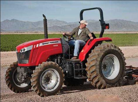 Massey Ferguson 4609 Utility Tractor
