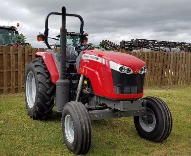 Massey Ferguson 4609M Utility Tractor