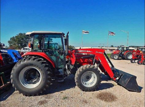 Massey Ferguson 4610 Utility Tractor