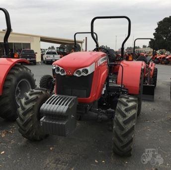 Massey Ferguson 4610LP Utility Tractor