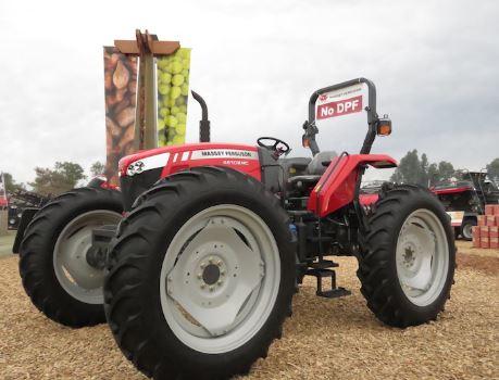 Massey Ferguson 4610M Utility Tractor