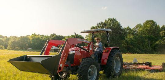 Massey Ferguson 4707 Series Tractor