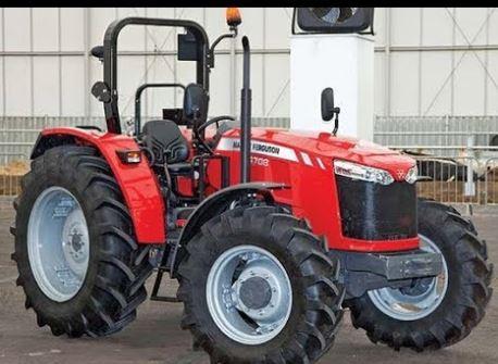 Massey Ferguson 4708 Series Tractor