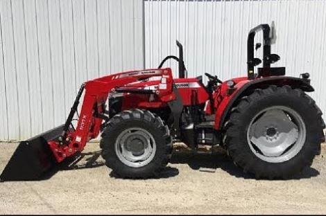 Massey Ferguson 4710 Series Tractor