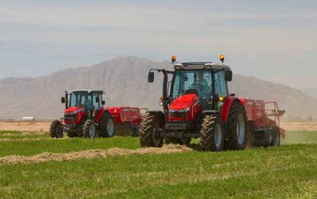 Massey Ferguson 5609 Series Mid-Range Tractor
