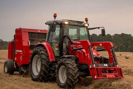 Massey Ferguson 5610 Series Mid-Range Tractor
