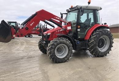 Massey Ferguson 5612 Series Mid-Range Tractor