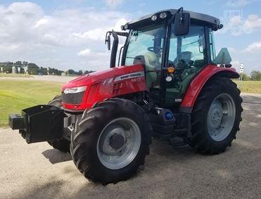 Massey Ferguson 5613 Series Mid-Range Tractor