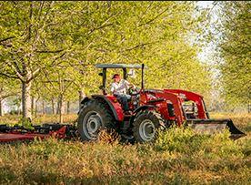 Massey Ferguson 5710 Series Mid-Range Tractor