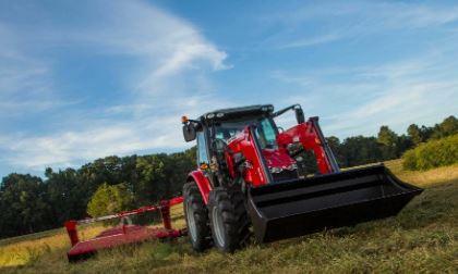 Massey Ferguson 5711SL Series Mid-Range Tractor