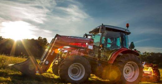Massey Ferguson 5712SL Series Mid-Range Tractor