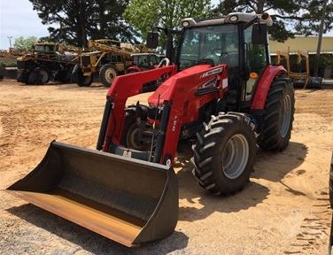 Massey Ferguson 5713S Series Mid-Range Tractor