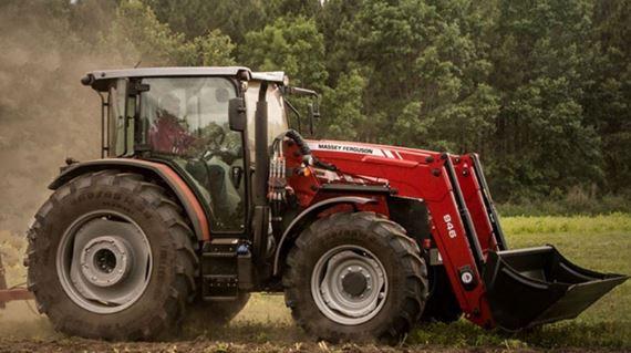 Massey Ferguson 6712 Series Mid-Range Tractor
