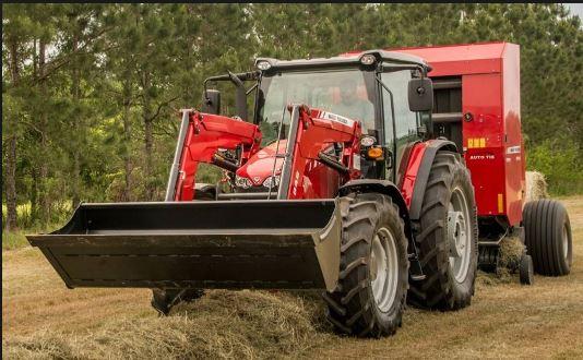 Massey Ferguson 6713 Series Mid-Range Tractor