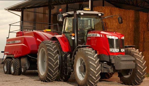 Massey Ferguson 7614 Series Row Crop Tractor
