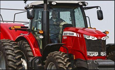 Massey Ferguson 7615 Series Row Crop Tractor