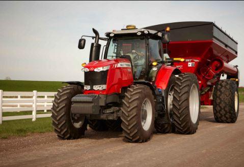 Massey Ferguson 7616 Series Row Crop Tractor