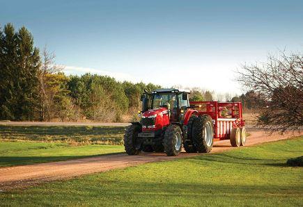 Massey Ferguson 7618 Series Row Crop Tractor