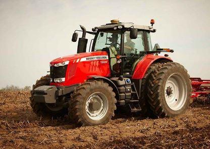 Massey Ferguson 7620 Series Row Crop Tractor