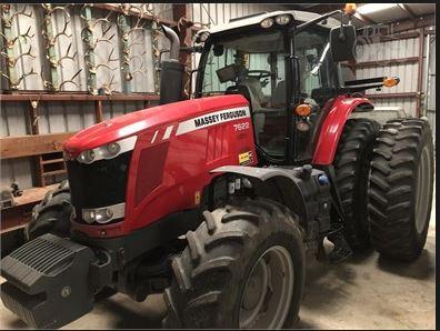 Massey Ferguson 7622 Series Row Crop Tractor