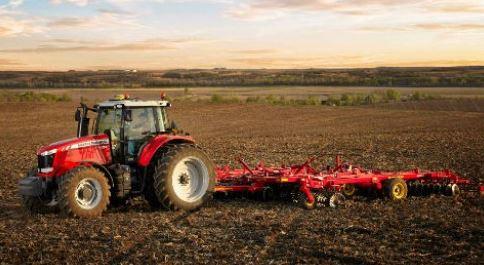 Massey Ferguson 7624 Series Row Crop Tractor