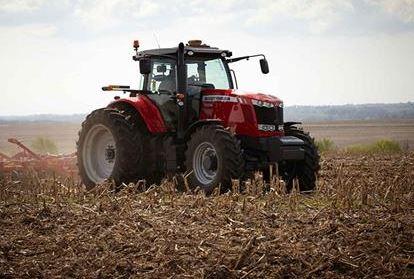 Massey Ferguson 7626 Series Row Crop Tractor