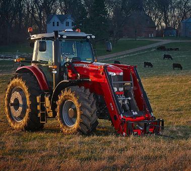 Massey Ferguson 7719 Series Row Crop Tractor