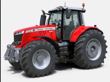 Massey Ferguson 7720S Series Row Crop Tractor