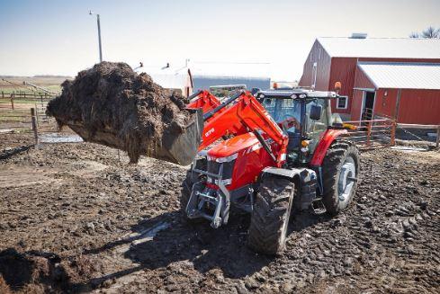 Massey Ferguson 7722 Series Row Crop Tractor