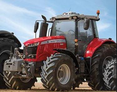 Massey Ferguson 7722S Series Row Crop Tractor