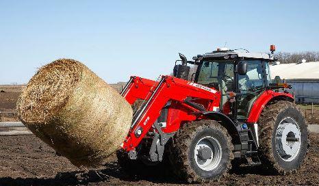 Massey Ferguson 7724 Series Row Crop Tractor
