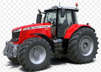 Massey Ferguson 7724S Series Row Crop Tractor