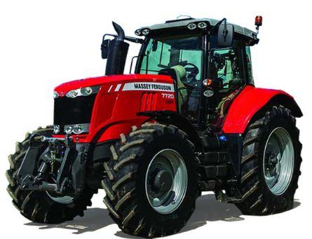 Massey Ferguson 7726 Series Row Crop Tractor
